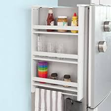 hängeregal küche sobuy hängeregal für kühlschrank türregal badregal