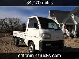 Daihatsu 4x4 Mini Truck For Sale 1999 Daihatsu 4x4 Mini Truck Used Cars Eaton Co 2014 12 20