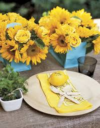 Simple Table Decorations Summer Party Tricks Simple Table Decorations