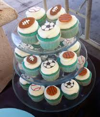 leelees cake abilities all star sports theme cupcakes