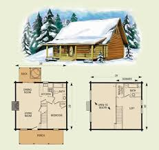 small log cabins floor plans small log cabin plans with loft 16 home decoration