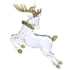reindeer ornaments for tree