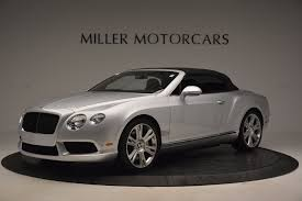 bentley silver wings concept 2013 bentley continental gt v8 stock b1225a for sale near
