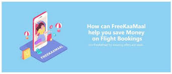 save money on flights how can freekaamaal help you save money on flight bookings technuter