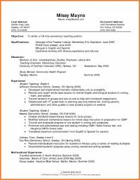 Career Change Resume Objective Examples Teaching Resume Objective Examples