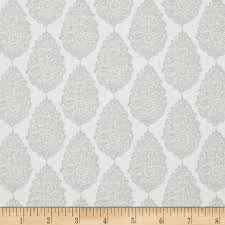 blue home decor fabric premier prints jersey twill french gray discount designer fabric