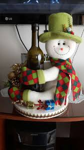 162 best muñecos navideños images on pinterest christmas crafts