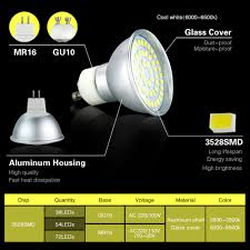Led Light Bulb Mr16 by Mr16 120v Picture More Detailed Picture About Aluminum Mr16 Gu10