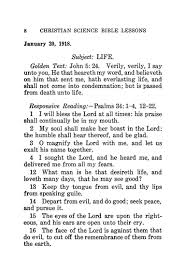 bible lessons for thanksgiving christian science quarterly wikipedia