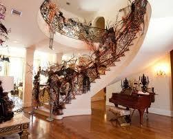 halloween decor interior design that is classy and creepy j