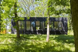 Modern Home Design Diy This Mies Inspired Modern Home Was Built Diy For 150k Curbed