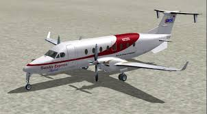 sunair express virtual airlines file library