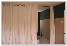 Room Divider Curtain Ideas - creative of tension rod room divider best 25 room divider curtain