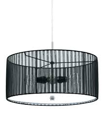 Large Black Pendant Light Drum Shade Pendant Light Kit Large Drum Shade Chandelier Large