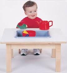 Toddler Water Table Sand And Water Sensory Tables For Classroom Daycare And Preschool