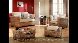 chester banana leaf conservatory suite youtube