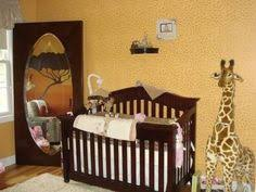 sweet african safari baby nurserytheme bedding and decor there
