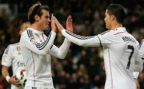 bale needs a hair cut gareth bale needs cristiano ronaldo to leave real madrid telegraph