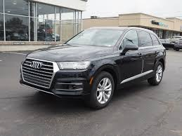 Audi Q7 Grey - new 2017 audi q7 for sale erie pa