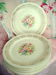 Shabby Chic Plates by Top 25 Best Wedding Dinner Plates Ideas On Pinterest Rustic