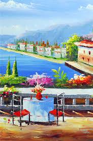Home Decor Europe Aliexpress Com Buy 16x24 3pcs Canvas Painting Beautiful Wall
