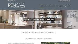 Home Design Website Home Ridge Design Website Design And Development Wicklow