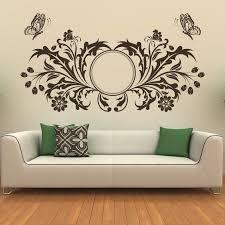wall designs home design wall art incredible stenciling 18