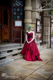 an alternative victorian gothic wedding dress inspiration shoot