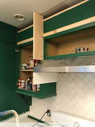 cover kitchen cabinets kitchen design ideas how to build custom wood range hood cover