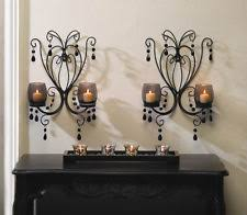 Wall Candle Holders Sconces Candle Sconces Ebay