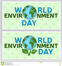 world environment day greeting card flyer world environment day