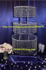 acrylic cake stands acrylic chandelier wedding cake stand 3 tier dessert