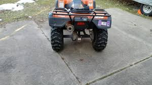 2001 honda rancher 4x4 fm1 michigan 1400 honda atv forum