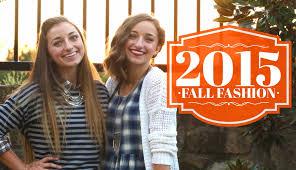 fall 2015 fashion lookbook brooklyn and bailey youtube