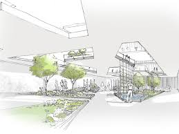 photo collection sketch architecture wallpaper