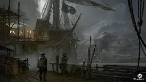 Black Flag Statue Puzzle Assassins Creed 4 Concept Art Buscar Con Google Fantasy Sci Fi