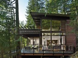 into the woods prefab woods and architecture