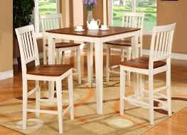 square pub table with storage 3pc square pub counter height table 36 in 2 stools in butter milk color