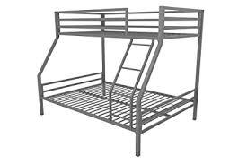 Bunk Bed Safety Rails Novogratz Maxwell Metal Bunk Bed Sturdy