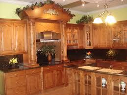 custom built kitchen island cherry wood cordovan shaker door custom made kitchen islands