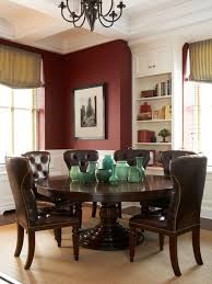 burgundy dining room dining room with wainscoting and burgundy