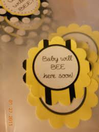lollipops u0026 paper bee themed baby shower free printables