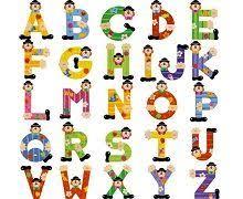 lettre chambre enfant lettres en bois décoratives prénom bébé et enfant