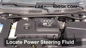2001 audi tt turbo specs follow these steps to add power steering fluid to a audi tt