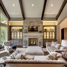 Extraordinary  Traditional Living Room Ideas With Fireplace - Traditional living room interior design