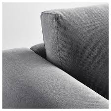 Ikea Chaise Lounge Sofa by Norsborg Two Seat Sofa With Chaise Longue Finnsta Dark Grey Grey