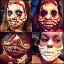 Halloween Makeup Clown Faces by Twisty The Clown From American Horror Story Freak Show Made With