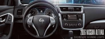 nissan altima engine oil pressure warning light nissan altima dashboard warning lights