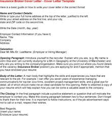 insurance resume exles insurance resume exles insurance broker cover letter sle and