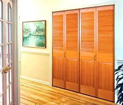 Louvered Doors Interior Louvered Closet Doors Images Of Folding Louvered Closet Doors